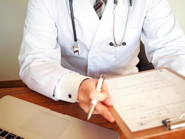 医師の問診